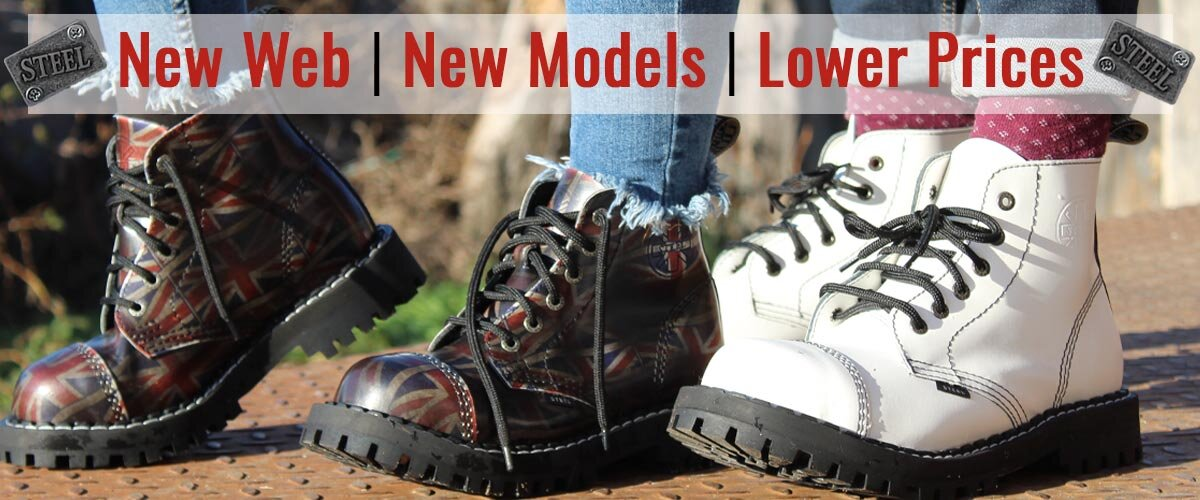 New Web | New Models | Lower Prices