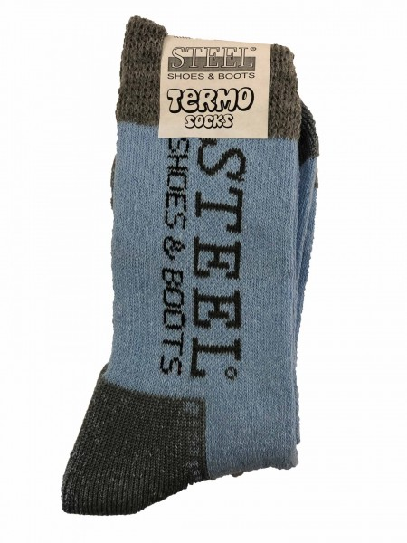 Termo Socks Steel Blue