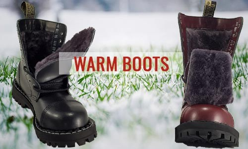 Warm Boots