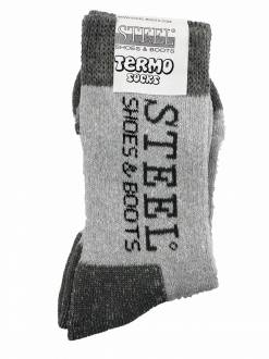 Termo Socks Steel Gray